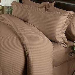 Egyptian Bedding 1200 Thread Count California King Siberian