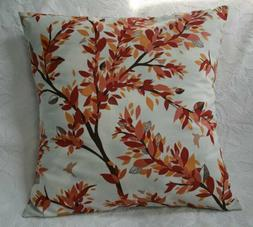 """18"""" Throw Pillow Cover ~  Natureology Through the Forest Bra"""