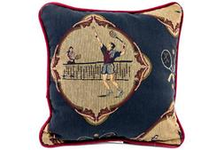 2 pack tennis throw pillow decorative sofa