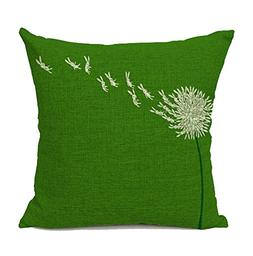 "4TH Emotion Rabbits Like Dandelion Floral ""As You Wish"" Gree"