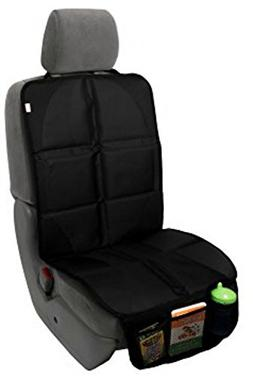 Car Seat Protector for Under Car Seat - Covers Entire Seat -