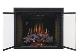 "ClassicFlame 39EB500GRS 39"" Traditional Built-in Electric Fi"