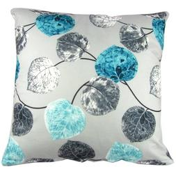 Cushion Case Pillow Cover Square 20x20 Inch Cotton Polyester
