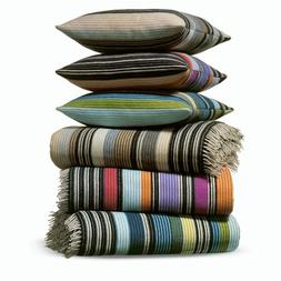 Missoni Home - Erode Throw Black/Grey