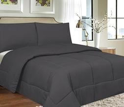 Sweet Home Collection Down Alternative Polyester Comforter B