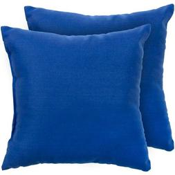 Greendale Home Fashions Outdoor Accent Pillows, Set of 2, Ma