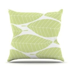 Kess InHouse Anchobee Hojitas Outdoor Throw Pillow, 26 by 26