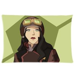 Asami Sato Avatar The Legend Of Korra Pillowcases Custom Pil