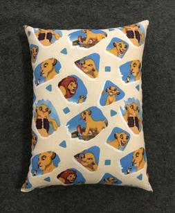 beautiful handmade the lion king accent throw