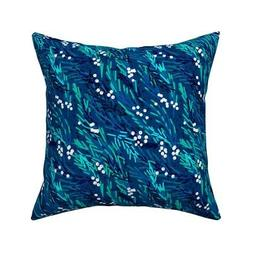 Berries Artistic Novelty Throw Pillow Cover w Optional Inser