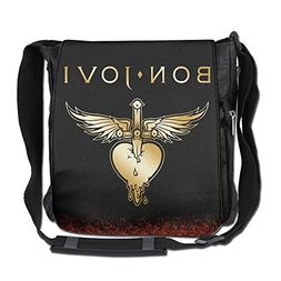 Bon Jovi 1 Unisex Adjustable Computer Bag