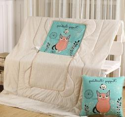 Cartoon Cushion <font><b>Insert</b></font> Soft for Car Chai
