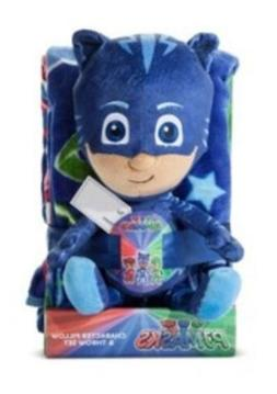PJ Masks Character Pillow & Throw