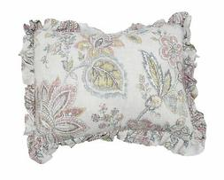 Keeco 12in x 16in Claire Throw Pillow, Multi-Color
