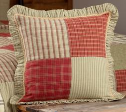VHC Brands 34626 Classic Country Farmhouse Pillows & Throws-