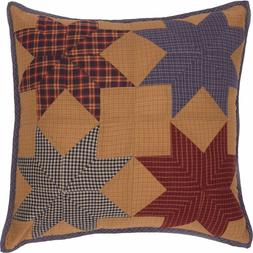 VHC Brands Classic Country Primitive Throws-Kindred Star Tan