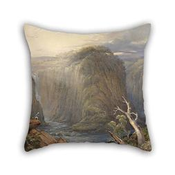 Cushion Covers Of Oil Painting Conrad Martens - One Of The F