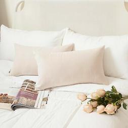 Kevin Textile Cushion Covers Throw Pillow Cases Faux Suede B