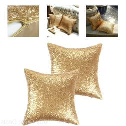 2 Pack Decorative Pillow Cover Case Fashion Throw Pillow Cas