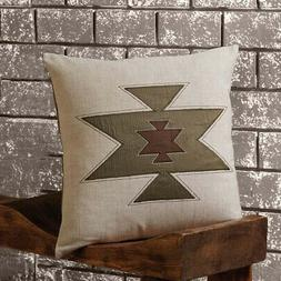 VHC Southwest Throw Pillow Cover Case Decorative Accent Sofa