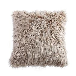 Deluxe Home Decorative Super Soft Plush Mongolian Faux Fur T