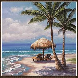 Yeefant Diamond Painting Kits for Adults, Tropical Scenery 5