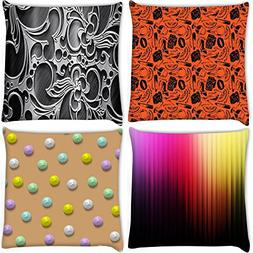 Snoogg Digitally Printed Poly Cotton Decorative Cushion Cove