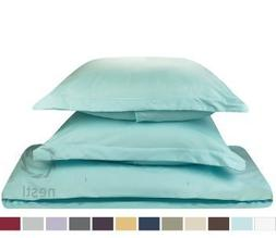 Egyptian Cotton-300 Thread Count 2 Pieces Tailored Pillow Sh