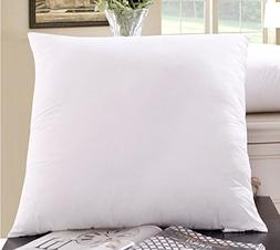 Best Emart 4 pack 20x20 Square Pillow Inserts Made in USA