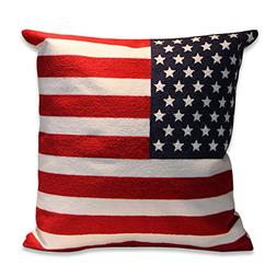 Milesky Full Embroidery Decoration Throw Pillow Case Classic