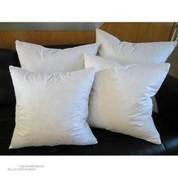 Euro Square Pillow Insert FEATHER / DOWN  for Shams - ALL SI