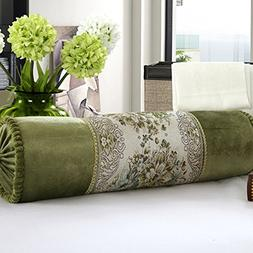 European-Style Retro Candy Bolster Pillow Cylinder Sofa Cush