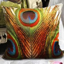 FablegentXH4 - Elegant Decorative Throw Pillow Cover - Peaco