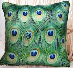 FablegentXH5 - Elegant Decorative Throw Pillow Cover - Peaco