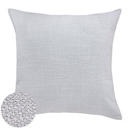 Deconovo Faux Linen Throw Pillow Case Cushion Cover For Car,