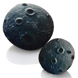 Floor Pillows Planet Moon Stuffed Rock Stone Cushions Indoor