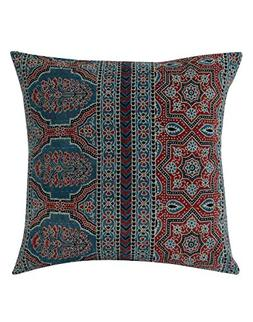 Floral Kantha Work Heritage Designs pillow covers Home Decor