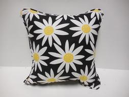 Floral Throw Pillows 100% Cotton Soft polyester fiber fill,