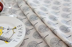 Forest Series Tablecloth/Table Runner/Placemats/Throw Pillow