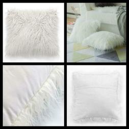 MIULEE Pack of 2 Decorative New Luxury Series Style White Fa