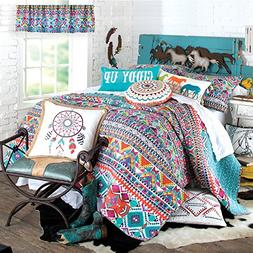 Giddy Up Quilt, Full/Queen