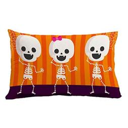 Oksale® Halloween Cotton Linen Decorative Pillow Case Cushi