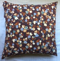 """MISSONI HOME Throw PILLOW NEW Size: 24 x 24"""" ACTION COLLECTI"""