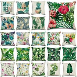 Home Waist Throw Pillow Cases Bedroom Decor Cushion Covers T