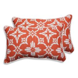 Pillow Perfect Outdoor/Indoor Aspidoras Rectangular Throw Pi