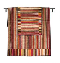 Missoni Home 2015 156 Jazz set 1+1 tones of red, Brown, Oran