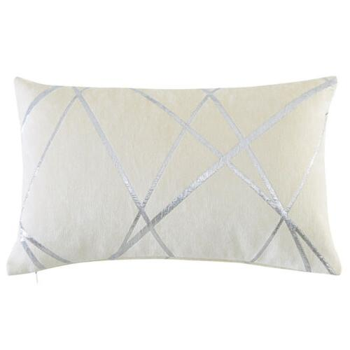 1/2Pcs Thick Throw Pillow Couch Decor Cushion