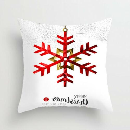 Polyester Throw Cushion Cover