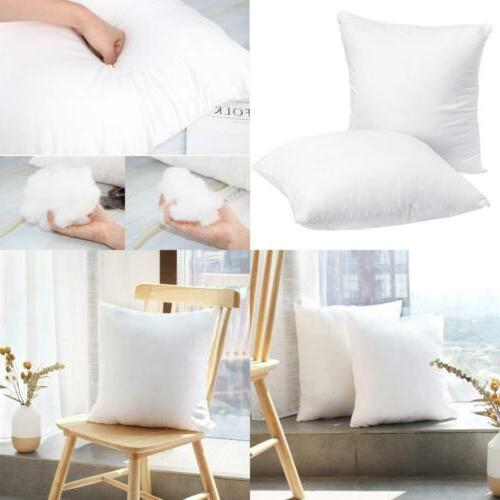 2 pack 18 x 18 pillow inserts