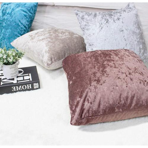 "WOMHOPE 2 - 17"" Velvet Covers Soft Fuzzy Faux"